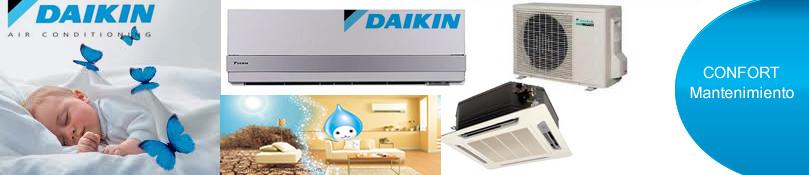 Aire acondicionado Daikin donostia