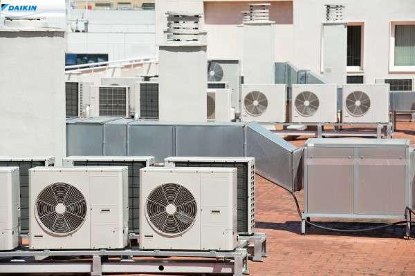 refrigeración Daikin Alicante