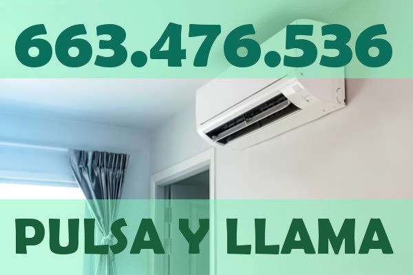 aire acondicionado con bomba de calor bilbao
