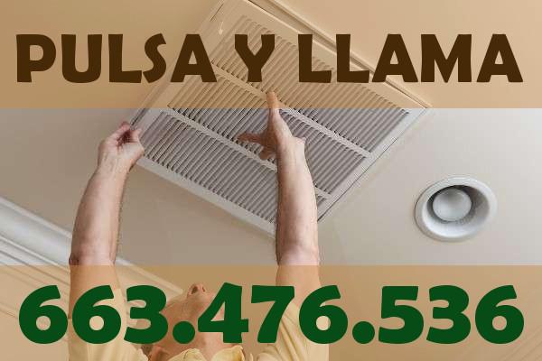 recarga gas aire condicionado daikin alicante